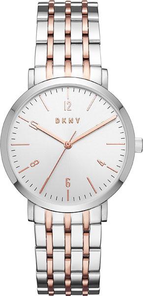купить  Женские часы DKNY NY2651  по цене 13660 рублей