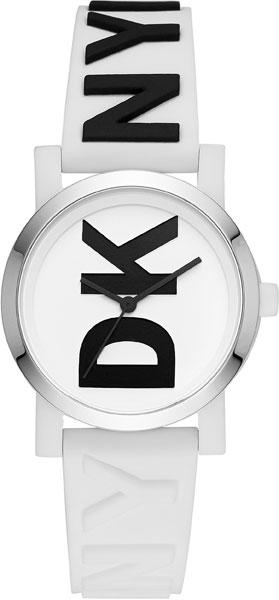 Фото - Женские часы DKNY NY2725 обувь на высокой платформе dkny
