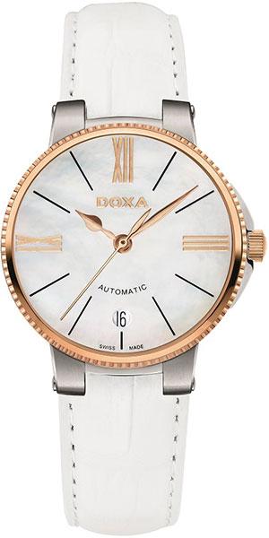 цена  Женские часы Doxa DX-130.65.052.07  онлайн в 2017 году