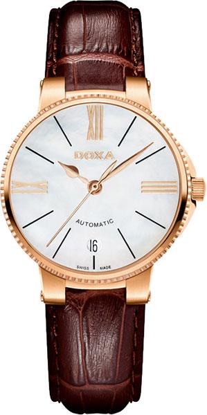 цена  Женские часы Doxa DX-130.95.052.02  онлайн в 2017 году