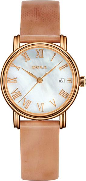 цена  Женские часы Doxa DX-222.95.052.80  онлайн в 2017 году