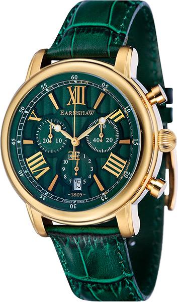 Мужские часы Earnshaw ES-0016-09