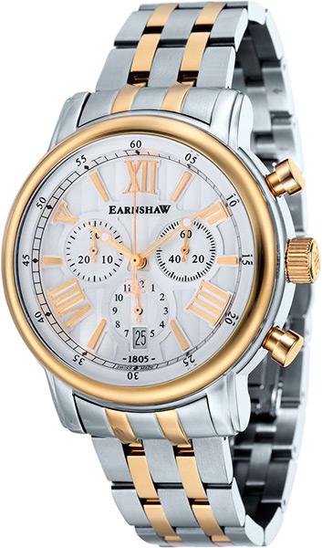 Мужские часы Earnshaw ES-0016-33