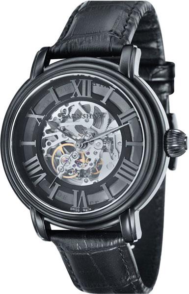 Мужские часы Earnshaw ES-0032-02 купить часы мужские с открытым механизмом