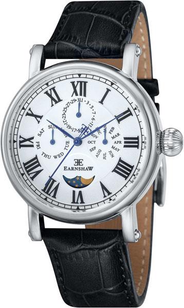 цены на Мужские часы Earnshaw ES-8031-01  в интернет-магазинах