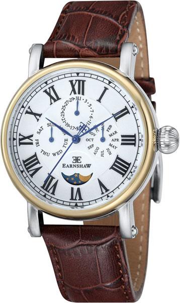цены на Мужские часы Earnshaw ES-8031-02  в интернет-магазинах