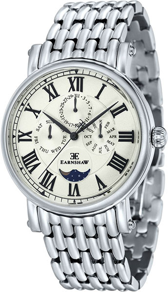 Мужские часы Earnshaw ES-8031-11
