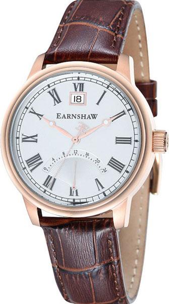 Мужские часы Earnshaw ES-8033-04 цена и фото