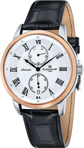 Купить со скидкой Мужские часы Earnshaw ES-8035-02