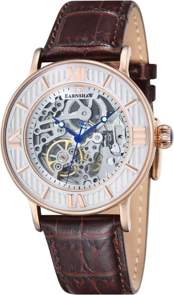 Мужские часы Earnshaw ES-8038-03 цена и фото
