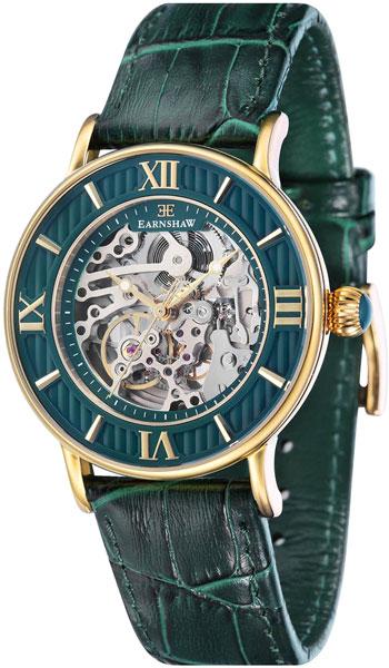 Мужские часы Earnshaw ES-8038-06 цена и фото