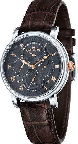 Мужские часы Earnshaw ES-8048-02