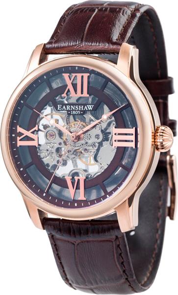 Мужские часы Earnshaw ES-8062-02