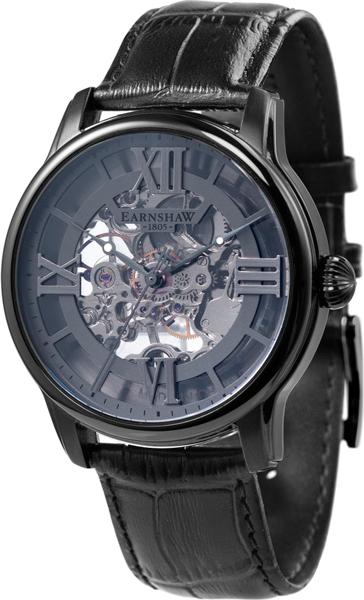 Мужские часы Earnshaw ES-8062-03 цена и фото