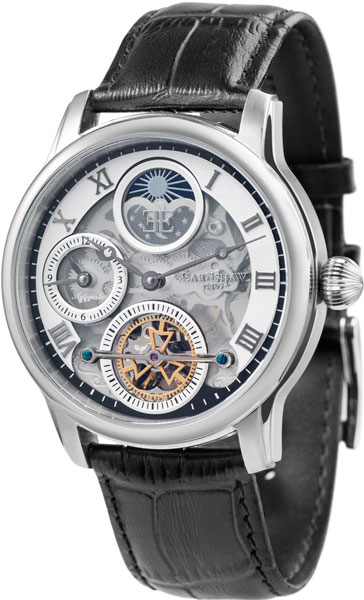 Мужские часы Earnshaw ES-8063-01 все цены