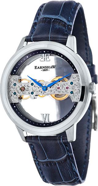 Мужские часы Earnshaw ES-8065-02 все цены