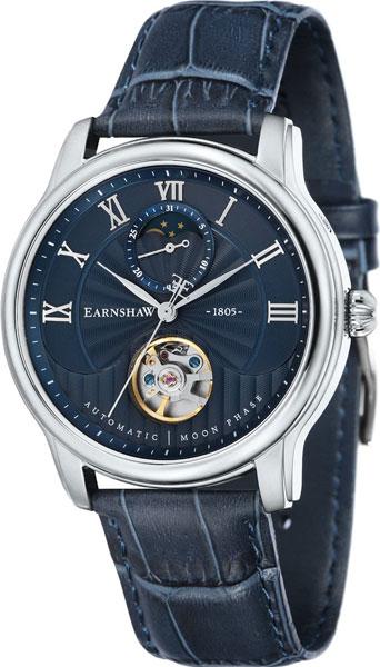 Мужские часы Earnshaw ES-8066-02
