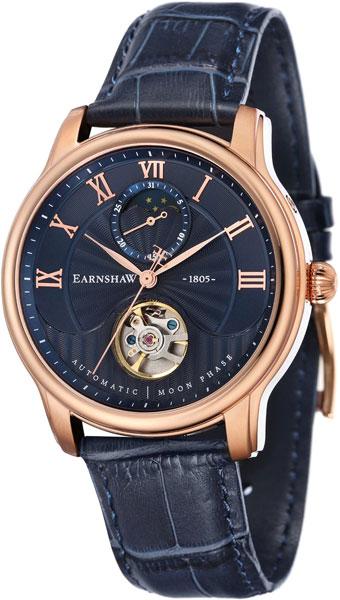 Мужские часы Earnshaw ES-8066-06 цена и фото