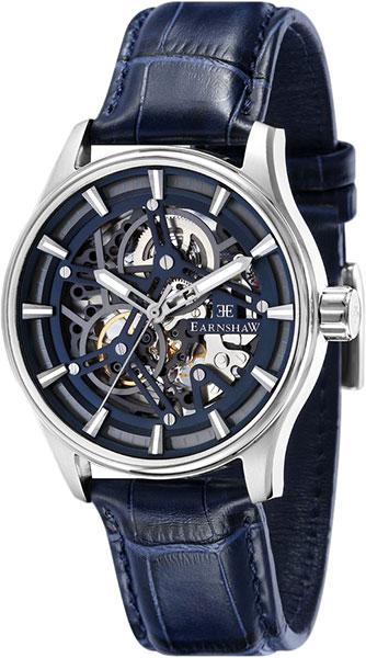 Мужские часы Earnshaw ES-8076-02 цена и фото
