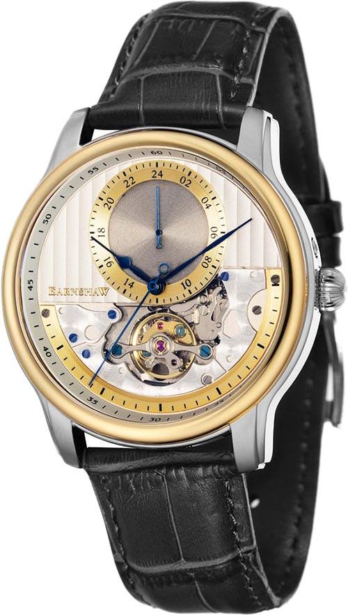 Фото - Мужские часы Earnshaw ES-8085-06 наручные часы earnshaw es 8085 04