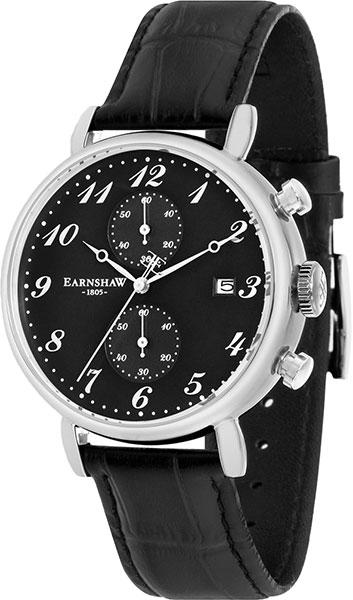 Мужские часы Earnshaw ES-8089-01 цена и фото