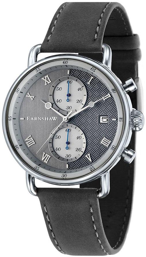 Мужские часы Earnshaw ES-8090-02