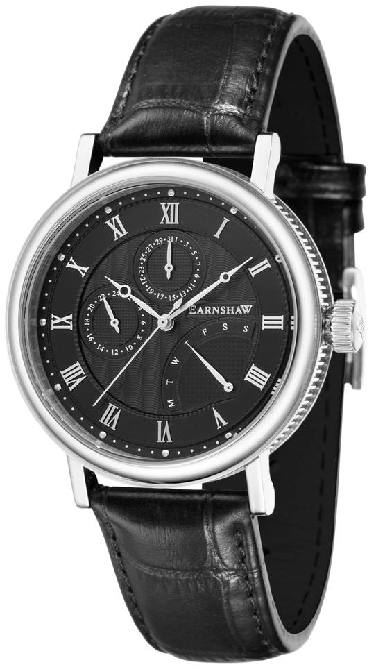 Мужские часы Earnshaw ES-8101-01