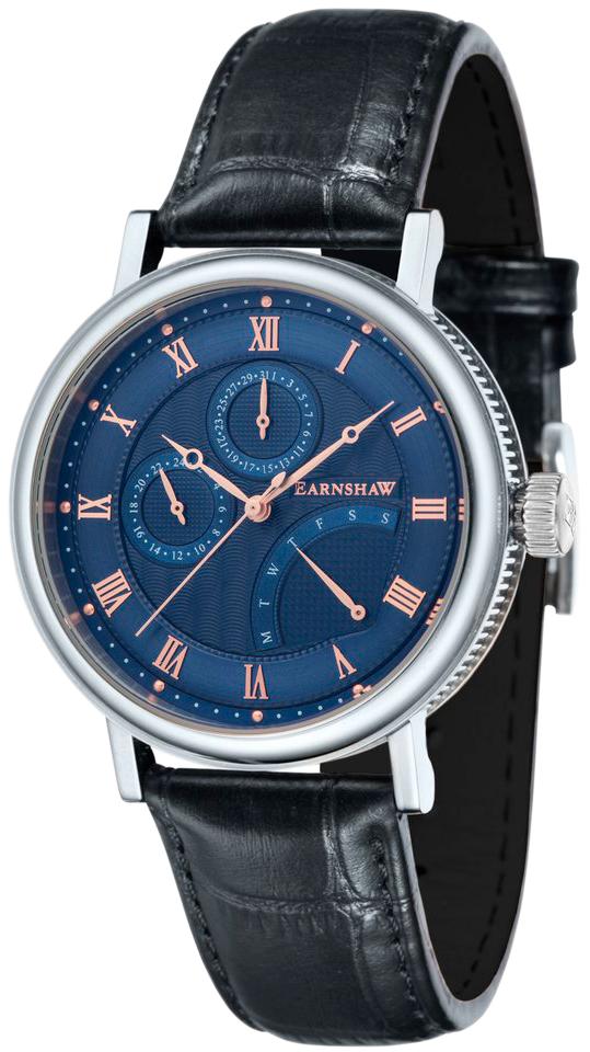 Мужские часы Earnshaw ES-8101-02