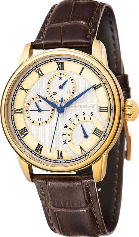 Мужские часы Earnshaw ES-8104-04