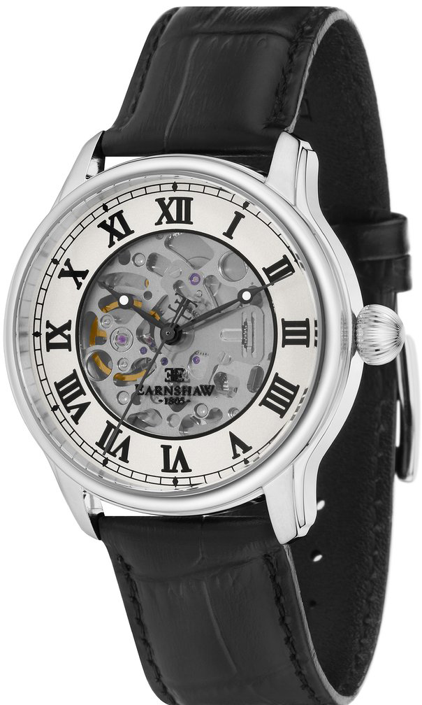 Фото «Механические наручные часы Earnshaw ES-8807-01»