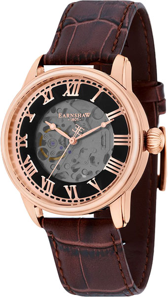 Мужские часы Earnshaw ES-8808-02