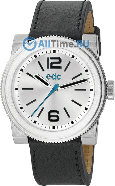 Мужские наручные fashion часы в коллекции Leather & Fabric EDC