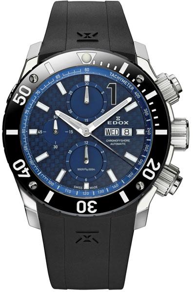 Мужские часы Edox 01114-3BUIN