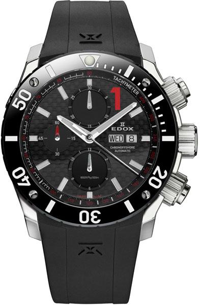 Мужские часы Edox 01114-3NIN