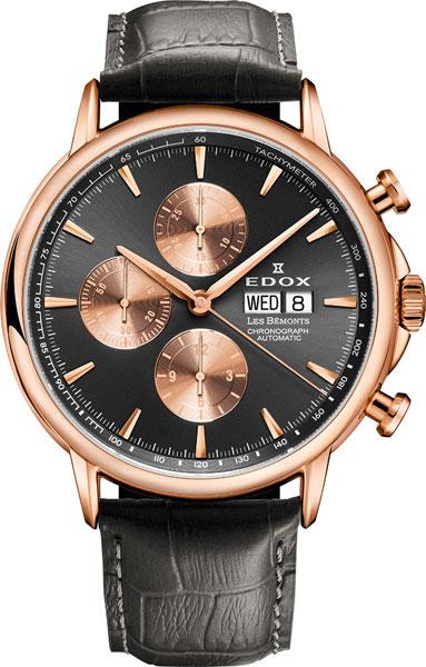 Мужские часы Edox 01120-37RGIR цена и фото