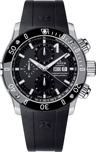 Мужские часы Edox 01122-3NIN edox grand ocean automatic chronometer
