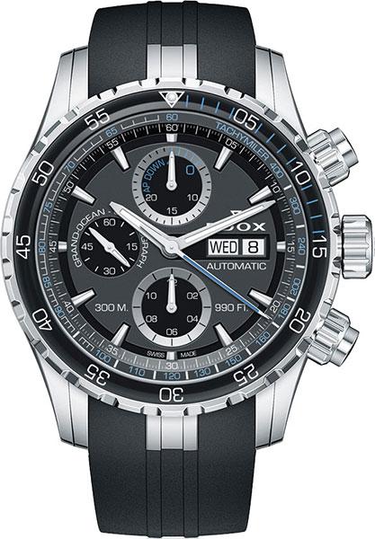 Мужские часы Edox 01123-3BUCANBUN мужские часы edox 80088 37nnro2