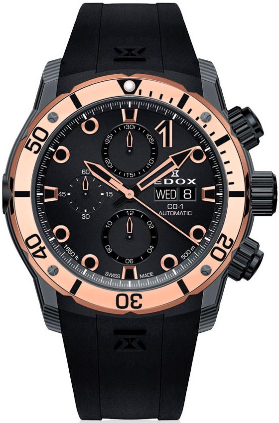 Мужские часы Edox 01125-CLN5NNIR