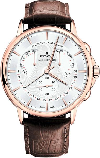 Мужские часы Edox 01602-37RAIR edox les vauberts 63001 37rair