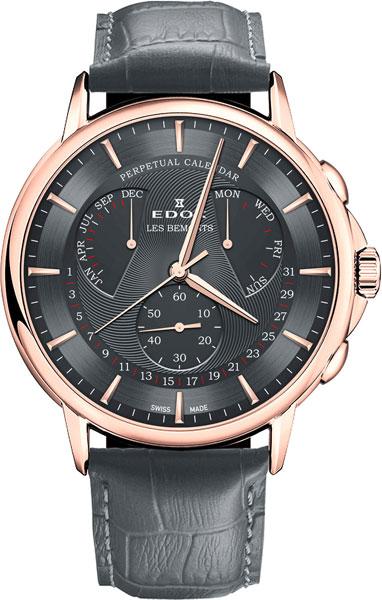 Мужские часы Edox 01602-37RGIR