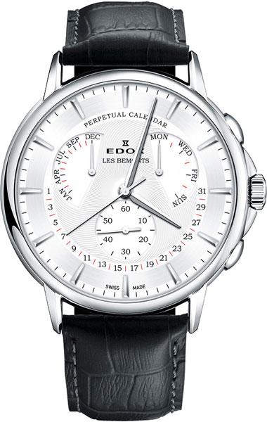 Мужские часы Edox 01602-3AIN edox 34002 3ain