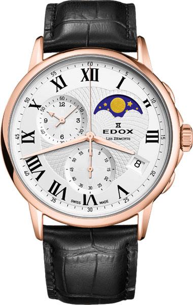 Мужские часы Edox 01651-37RAR