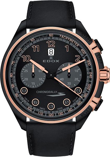 Мужские часы Edox 08005-37NRCNNNR цена и фото