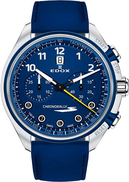 Мужские часы Edox 08005-3BUCBUBUBG edox classe royale 85007 357nnin