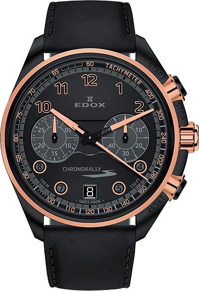 Мужские часы Edox 09503-37NRCNNNR цена