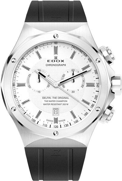 Мужские часы Edox 10107-3CAAIN edox 34002 3ain