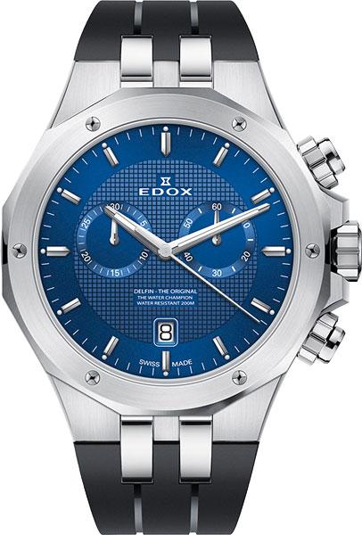 Мужские часы Edox 10110-3CABUIN билеты на чм по водным видам спорта в казани 2015