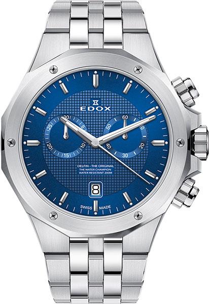 Мужские часы Edox 10110-3MBUIN женские часы edox 85025 3mbuin