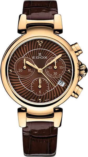 Женские часы Edox 10220-37RCBRIR
