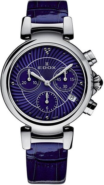 Женские часы Edox 10220-3CBUIN